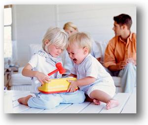 Детская агрессия, как она есть - как бороться с детской агрессией